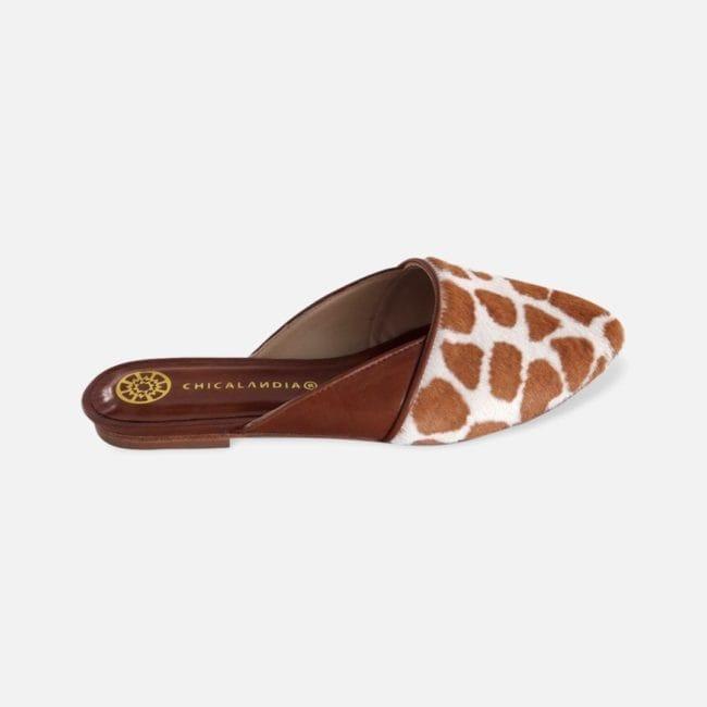 Zapato CHICALANDIA Matiz Marrón
