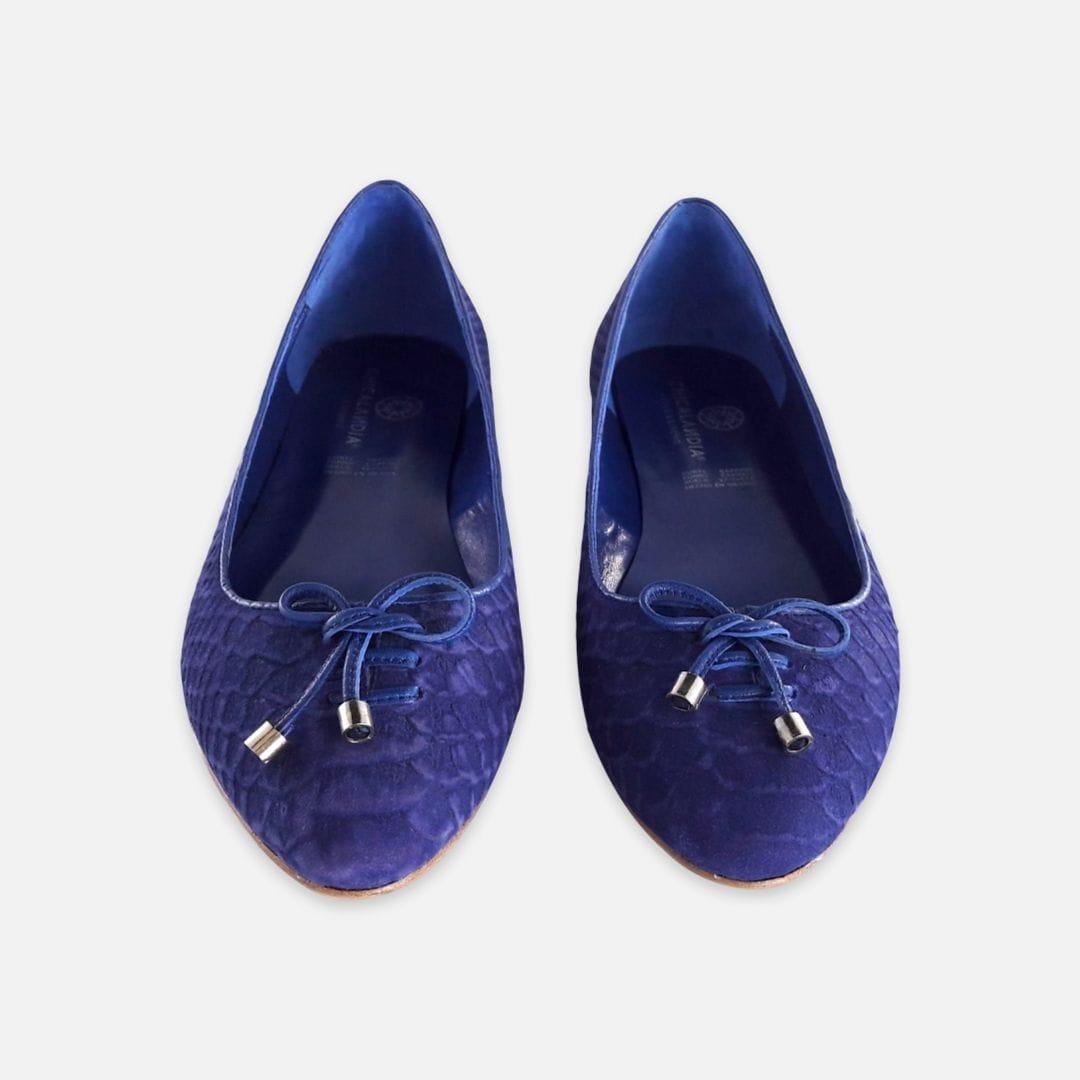Zapato CHICALANDIA Vizio Azul